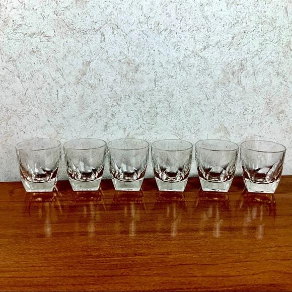 Colony 12 Vanity Tumblers Whiskey Rocks Glasses
